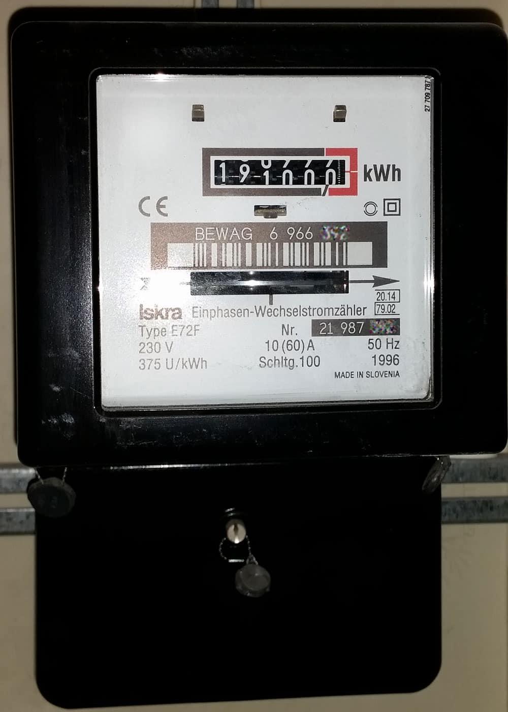 Starter-Set Drehstrom-Monitor notwendig