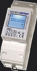 SDM230 Modbus-Wechselstromzähler zum Anschluss an den S0-Recorder