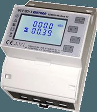 Stromzähler auslesen mit SDM630M_V2 Modbus-Drehstromzähler und S0-Recorder