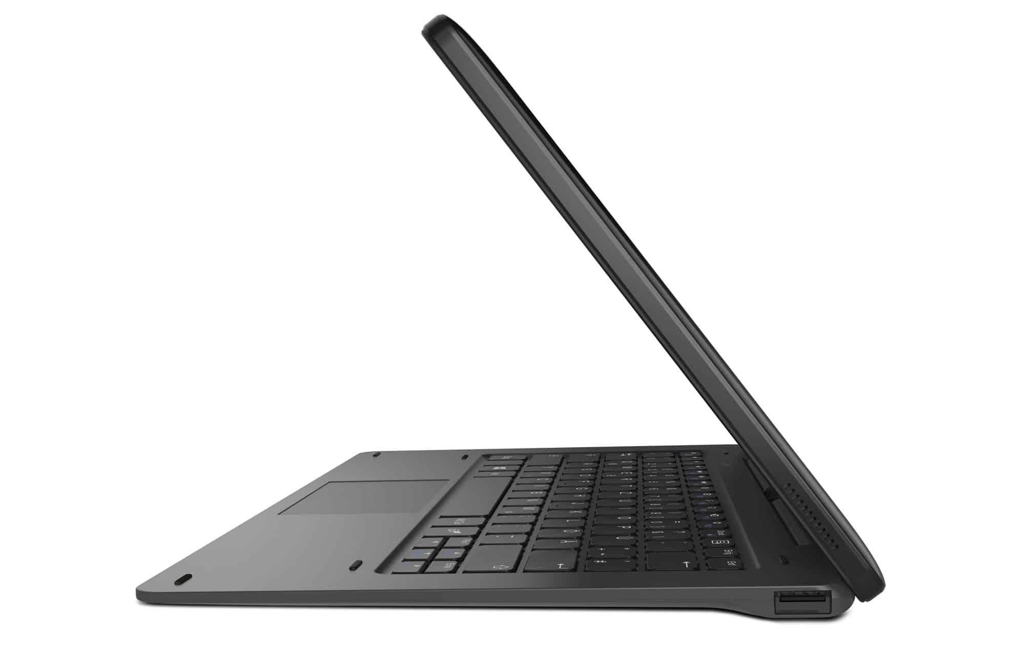 Ein Tablet-PC mit weiterem fullsize USB-Port - Ideal für den S0-Recorder