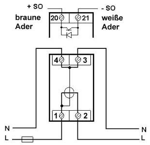 Stromzähler auslesen über S0-Klemmanschluss und S0-Recorder