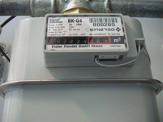 Gaszähler auslesen mit Reedkontakt und S0-Recorder